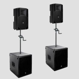 geluidset-RCF-ART-715a-sub8004as