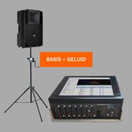 Basis + Geluid