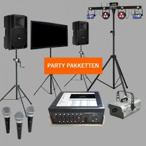 Party Pakketten